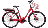 Red Winther Superbe 2 El cykel 36 Volt 7 gear