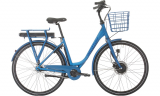 Blue Winther Superbe 1 El cykel 36 Volt 7 gear