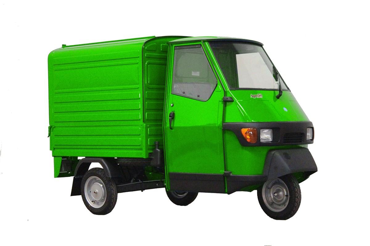 Piaggio APE 50 Van - Nye - NP Motorservice